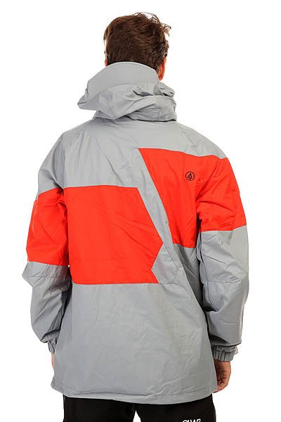 Куртка Volcom Atlantic Pacific Jacket Grey от Proskater