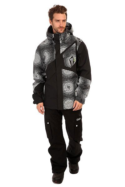 Куртка Volcom Versed Ins Jacket White от Proskater
