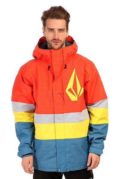 Куртка Volcom Bias Insulated Jacket Orange