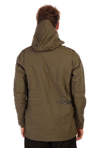 Куртка Analog Ag Anarchy Jk Moss Green от Proskater