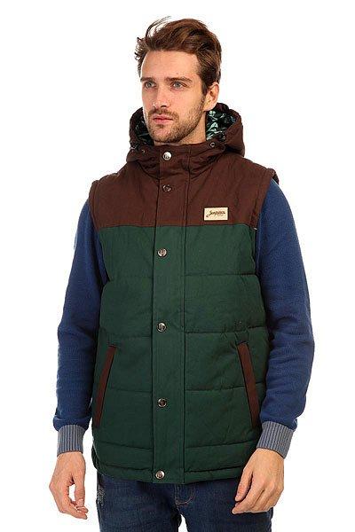 Жилет Запорожец Duck Vest Green