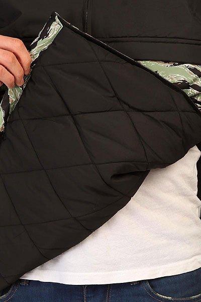 Анорак TrueSpin Fishtail Anorak Black/Camo от Proskater