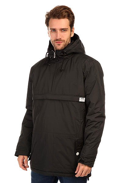 Анорак TrueSpin Fishtail Anorak Black