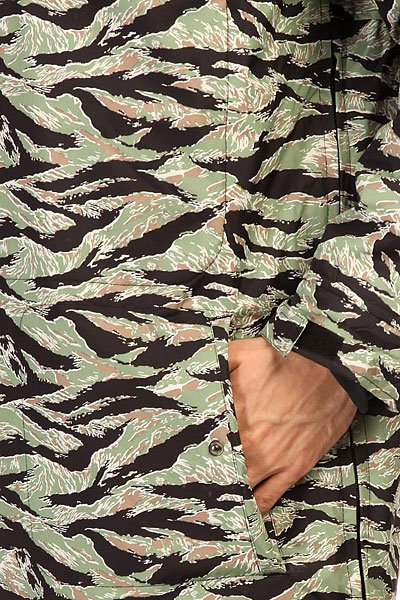 Анорак TrueSpin Fishtail Anorak Camo от Proskater