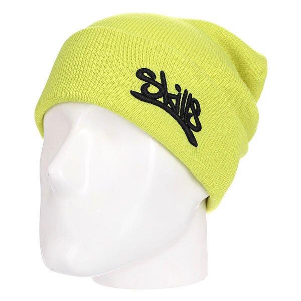 Шапка Skills 001 LimeШапка Skills  - мастхэв любого гардероба. Не дай себе замерзнуть!Характеристики:Изготовлена из 100% акрила. Широкий отворот. Вышитый логотип на лицевой части.<br><br>Цвет: зеленый<br>Тип: Шапка<br>Возраст: Взрослый
