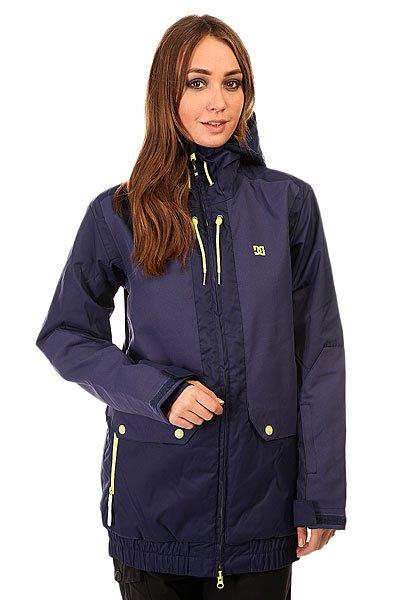 Куртка женская DC Riji Jkt Patriot Blue