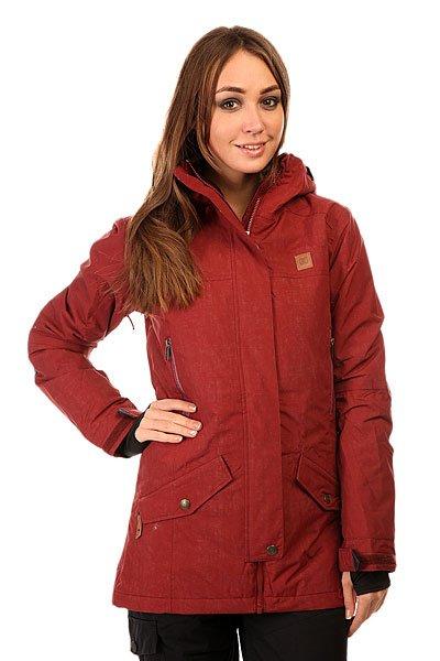 Куртка женская DC Nature Jkt Syrah