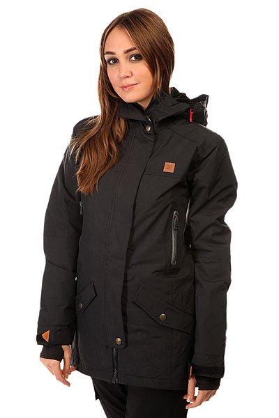 Куртка женская DC Nature Jkt Anthracite