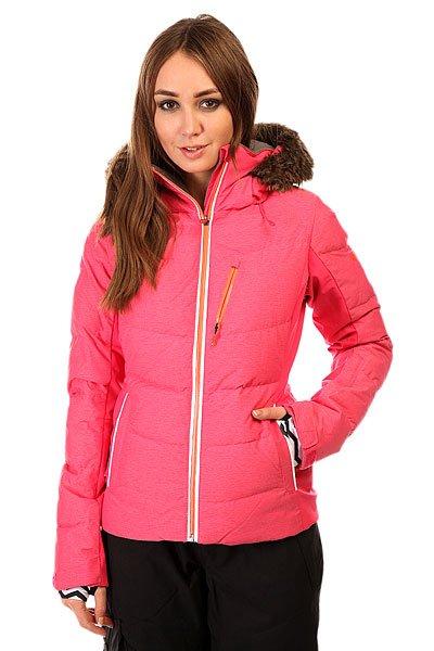 Куртка женская Roxy Snowstorm Jk Azalea BIOTHERM