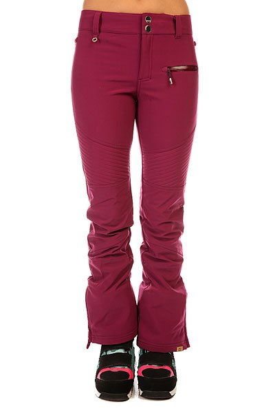 Штаны сноубордические женские Roxy Tb Whisper Pt J Snpt Magenta Purple