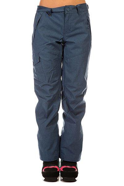 Штаны сноубордические женские Roxy Tonic Pt J Snpt Ensign Blue