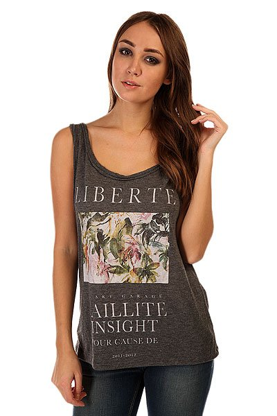 ����� ������� Insight Charcoal Marle Grey