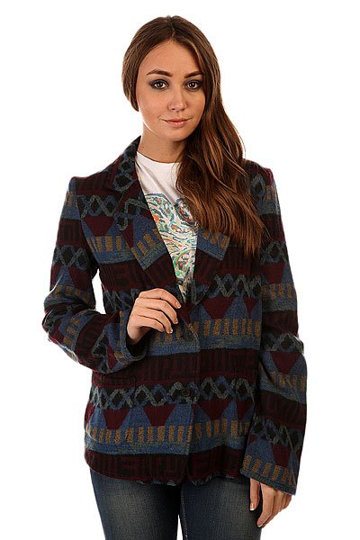 ������ ������� Insight Geo Stripe Jacquard Blazer Multi