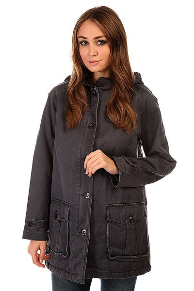 Куртка женская Insight Hot Fuzz Jacket Midnight