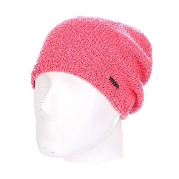 Шапка женская Insight Vagrant Beanie Watermelon<br><br>Цвет: розовый<br>Тип: Шапка<br>Возраст: Взрослый<br>Пол: Женский