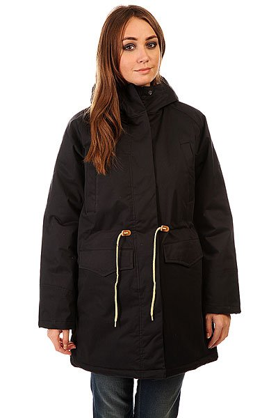Куртка парка женская Today Ws 15 Black