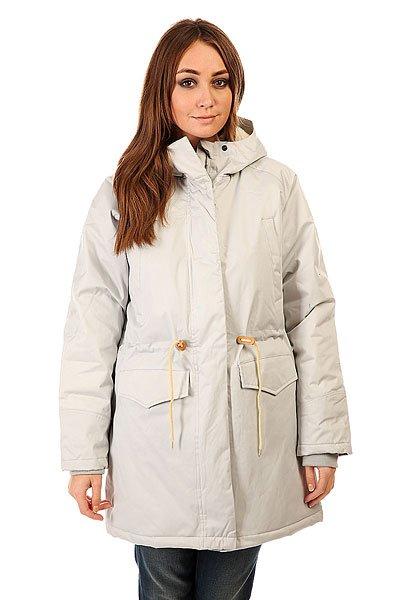 Куртка парка женская Today Ws 15 GreyК приближающимся холодам бренд Today приготовил теплые куртки! Они сделаны из плотной ткани, а легкая синтепоновая подкладка не даст вам замерзнуть в холодную погоду. Капюшон сделан с приятной на ощупь подкладкой и мехом, который при желании можно отстегнуть. Внутри и снаружи куртки есть много карманов.Характеристики:Внутренняя подкладка из тафты. Застежка – молния+кнопки. Потайной карман на молнии. Фиксированный капюшон с отделкой из искусственного меха. Два прорезных кармана для рук. Регулировка ширины пояса. Фасон: парка (parka).<br><br>Цвет: серый<br>Тип: Куртка парка<br>Возраст: Взрослый<br>Пол: Женский