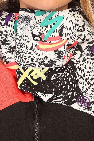 Куртка женская Volcom Flint Ins Jacket Leopard от Proskater