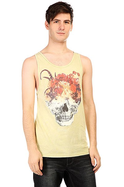 Майка Insight Dead Head Tank Hemp