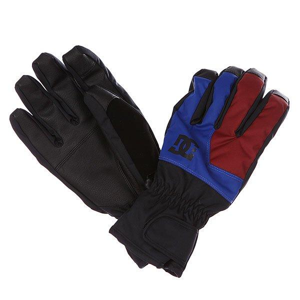 Перчатки сноубордические DC Seger Glove Surf The Web<br><br>Цвет: бордовый,синий,черный<br>Тип: Перчатки сноубордические<br>Возраст: Взрослый<br>Пол: Мужской