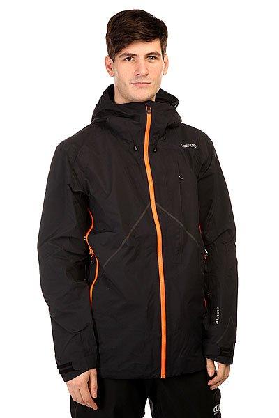 Куртка Quiksilver Thats It Jkt Black