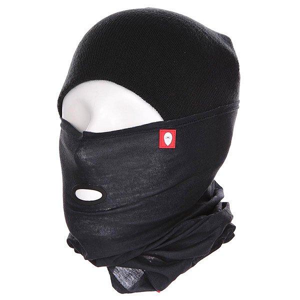 Маска Airhole At1 Drylite Black маска airhole s2 3 layer black