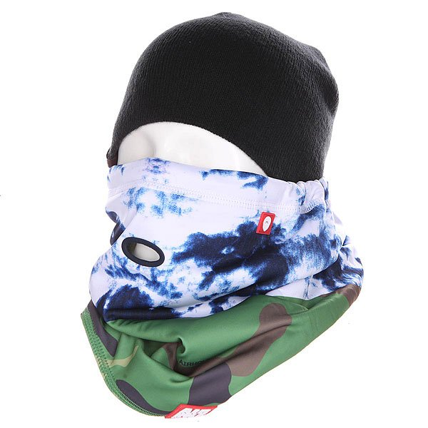 Маска Airhole At3 2 Layer Indigo Camo маска airhole s2 3 layer black