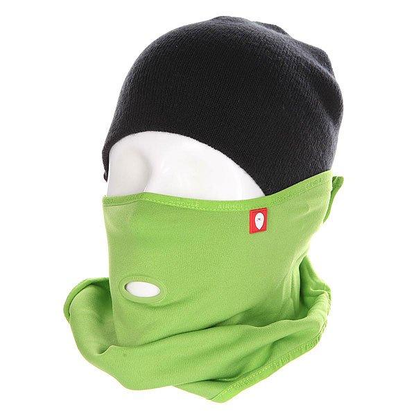 Маска Airhole S3 Polar Lime маска airhole s2 3 layer black