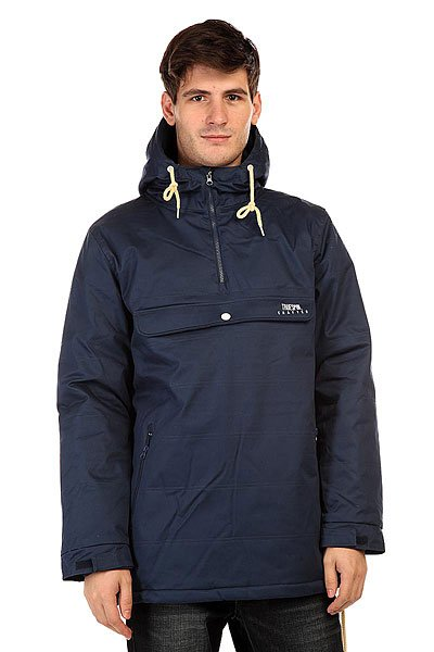 Анорак TrueSpin Cloud Jacket Blue