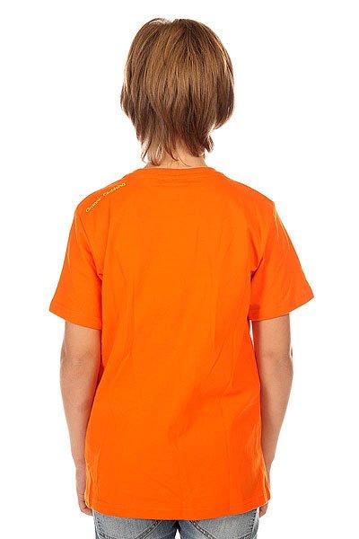Фото Футболка детская Picture Organic Diner Orange. Купить с доставкой