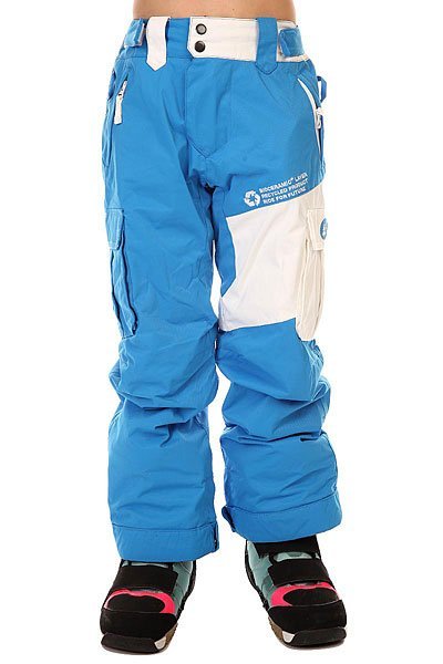 Штаны сноубордические детские Picture Organic Pant Park Blue