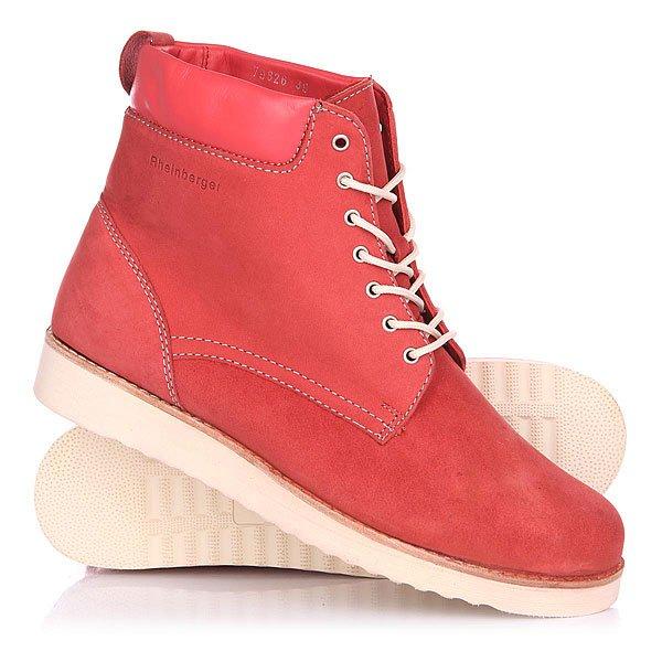 купить Ботинки зимние женские Rheinberger Teana Classic Red дешево