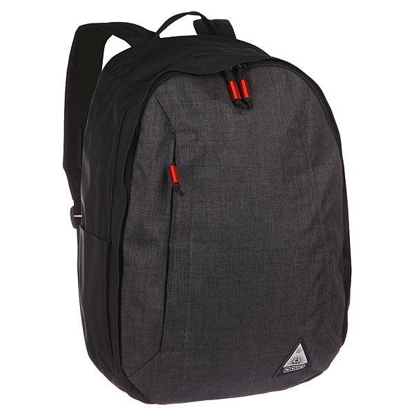 Рюкзак городской Ogio Lewis Pack GrayКомпактный, но при этом достаточно вместительный рюкзак от Ogio. Имеется специализированный отсек для ноутбука, а также уплотненный карман для ценных вещей на молнии. Внешний передний и боковой карманы на вертикальной молнии обеспечивают быстрый доступ к содержимому, позволяя всегда держать необходимые аксессуары и документы поблизости.Характеристики:Вместительное основное отделение с карманом для ноутбука. Карман для ценных вещей на молнии.Боковой карман для аксессуаров на молнии. Боковой карман для бутылок. Передний карман быстрого доступа на вертикальной молнии.Мягкая задняя панель.<br><br>Цвет: серый,черный<br>Тип: Рюкзак городской<br>Возраст: Взрослый