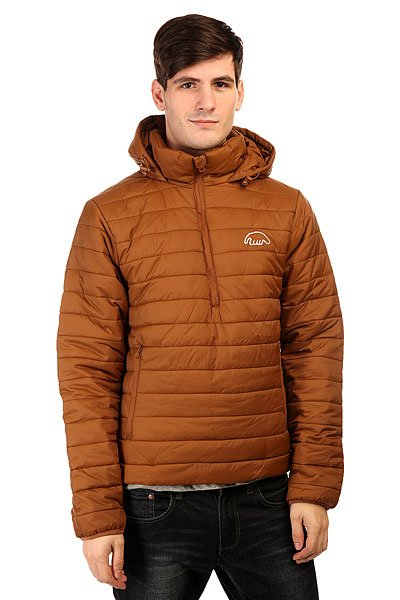 Анорак Anteater Packable Brown anteater анорак anorak combo s black