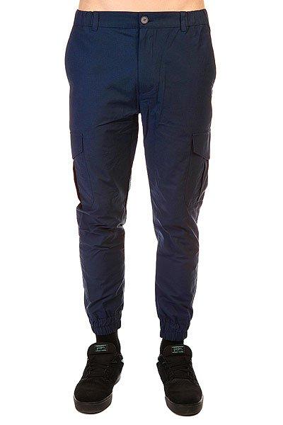 Штаны узкие Anteater Cargo Navy<br><br>Цвет: синий<br>Тип: Штаны узкие<br>Возраст: Взрослый<br>Пол: Мужской