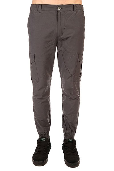 Штаны узкие Anteater Cargo Grey<br><br>Цвет: серый<br>Тип: Штаны узкие<br>Возраст: Взрослый<br>Пол: Мужской