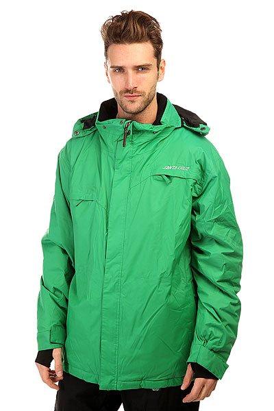 Куртка Santa Cruz Paradox Fern Green