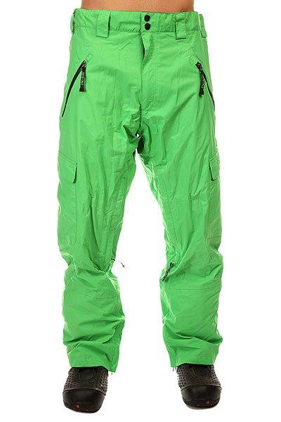 Штаны сноубордические Santa Cruz Sc Alpha Green штаны широкие santa cruz classic strip sweat pant navy