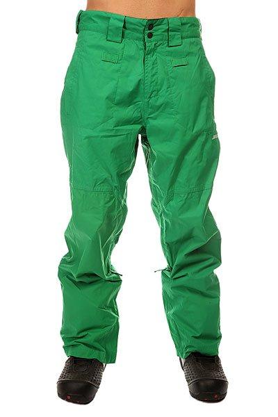 Штаны сноубордические Santa Cruz Andromeda Fern GreenВодонепроницаемые, дышащие и прочные штаны Andromeda от американского производителя SANTA CRUZ.Технические характеристики: Прочный нейлон.Классический крой.Внутренняя трикотажная подкладка.Передние и задний карманы.Полностью проклеенные швы.Вентиляционные отверстия на молнии.Регулировка талии.<br><br>Цвет: зеленый<br>Тип: Штаны сноубордические<br>Возраст: Взрослый<br>Пол: Мужской