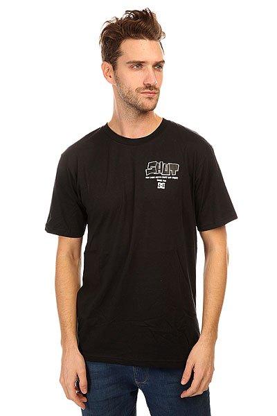 футболка-dc-big-jaw-tees-black