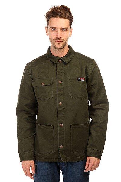 Куртка DC Snap Jkt Duffel Bag