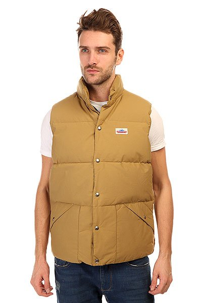 Жилет Penfield Outback Down Vest Tan