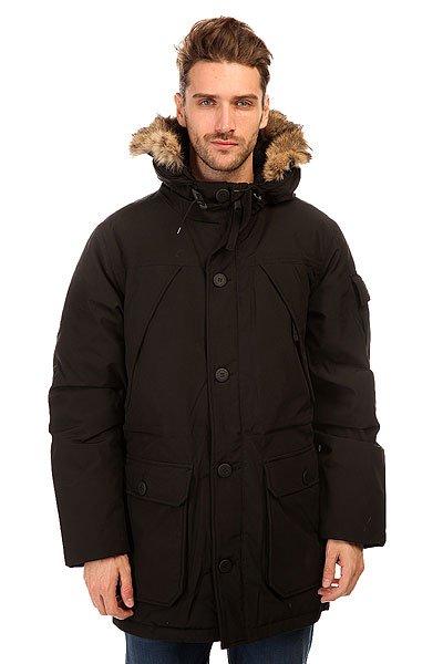 Куртка парка Penfield Hoosac Rf Hooded Down Mountain Parka Black скиммеры для бассейнов