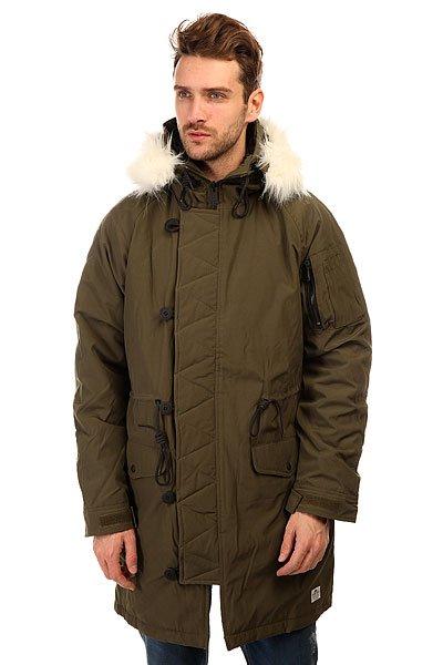Куртка парка Penfield Paxton Long Insulated Snorkle Jacket Lichen скиммеры для бассейнов