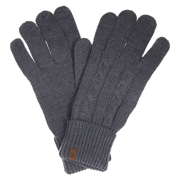 Перчатки Billabong Brooklyn Gloves Grey Heather