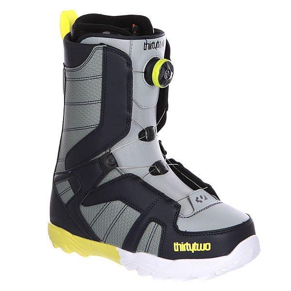 Ботинки для сноуборда Thirty Two Stw Boa Navy/Grey