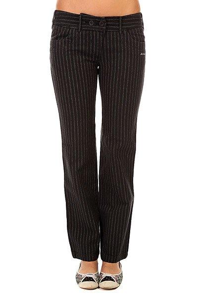 Штаны прямые женские Dickies Precious Black<br><br>Цвет: черный<br>Тип: Штаны прямые<br>Возраст: Взрослый<br>Пол: Женский