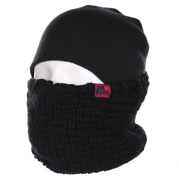 Шарф женский Dakine Alex Neckwarmer Black