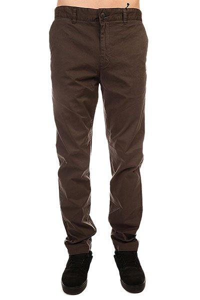 Штаны прямые Globe Goodstock Chino Vintage BlackСовременная и динамичная одежда от бренда Globe буквально пропитана спортивным духом, а смелые дизайнерские решения подчеркнут Ваш индивидуальный стиль.Технические характеристики:Прямой крой.Карманы для рук.Задние карманы на пуговицах.Петли для ремня.Застежка - молния.<br><br>Цвет: серый<br>Тип: Штаны прямые<br>Возраст: Взрослый<br>Пол: Мужской