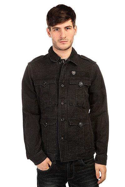 Куртка Flip Misfit Black<br><br>Цвет: черный<br>Тип: Куртка<br>Возраст: Взрослый<br>Пол: Мужской